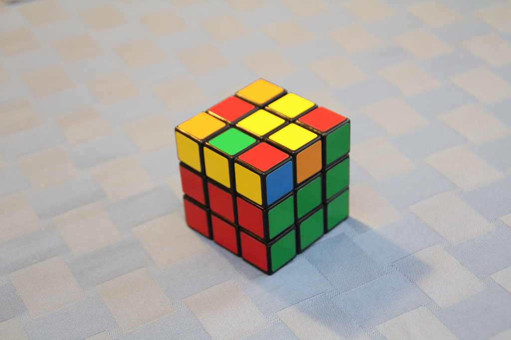 the history of the rubiks cube essay The world record for solving the classic 3-by-3 standard rubik's cube was set in march, 2013, by mats valk of the netherlands in 555 seconds though granted, that's the human record.