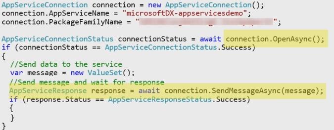12 - App Service Client