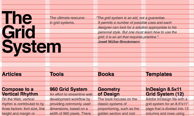 GridSystemSample