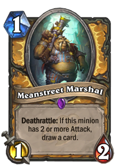 meanstreet marshal