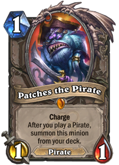 patches the pirate