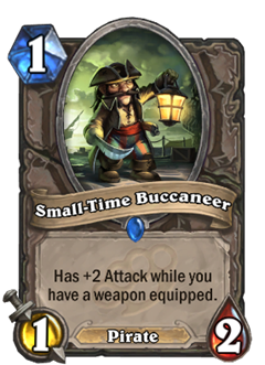 small-time buccaneer